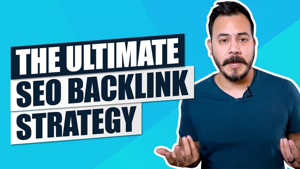 SEO Backlink Strategy: The Movie Poster Formula