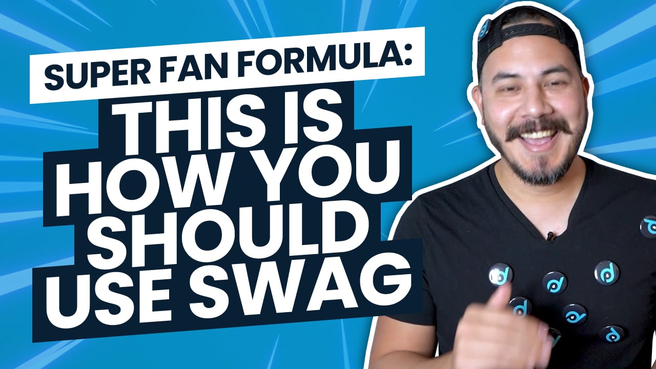 How to Use Swag: Using Merchandise to Grow Your Business